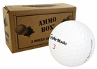 Taylor Made Penta TP Near Mint Used Golf Balls *3-Dozen*