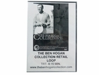 The Ben Hogan Collection DVD