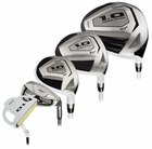 The Driven Group Golf- LH 1.0 Complete Set Without Bag Graph/Steel (Left Handed)
