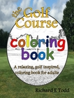The Golf Course Coloring Book