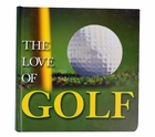 The Love of Golf Book