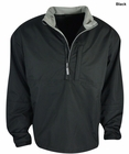 The Weather Company- 1/4 Zip Waterproof Pullover Jacket