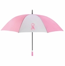 "The Weather Company Golf- 64"" Breast Cancer Awareness Umbrella"