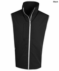 The Weather Company- Mens Waterproof Full Zip Vest