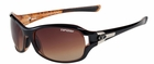 Tifosi- Ladies Dea Sunglasses with Interchangeable Lenses