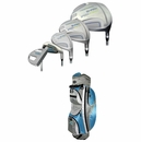 Tiger Shark Golf- Ladies LadyShark Complete Set W/Bag