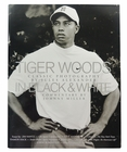 Tiger Woods: In Black and White Golf Book