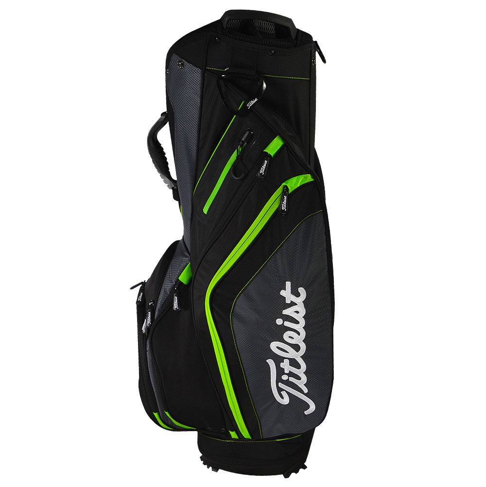 titleist lightweight cart bag by titleist golf golf cart