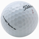 Titleist NXT Tour-S Mint Used Recycled Golf Balls