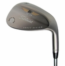 Titleist Golf- Vokey SM4 Black Nickel Wedge