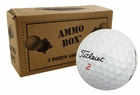 Titleist NXT Tour Near Mint Used Golf Balls *3-Dozen*