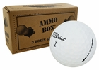 Titleist Pro V1 Mint Used Golf Balls (2012 Model Year) *3-Dozen*