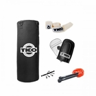 TKO- All Purpose Canvas 50lbs Heavy Bag Set