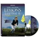 Tom Watson Lessons of a Lifetime II Golf Training DVD (1-DISC)
