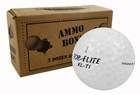 Top-Flite Assorted Surlyn Mix Mint Used Golf Balls *3-Dozen*