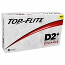 Top Flite Golf- 2012 D2+ Distance Golf Balls