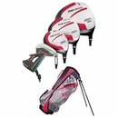 Top-Flite Golf - Ladies XL 12 Piece Complete Set with Bag Graphite