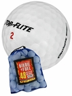 Top Flite Near Mint Used Golf Balls *4-Dozen*