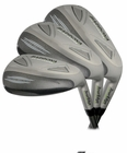 Tour Edge Golf- Bazooka Platinum All Hybrid Irons Graphite