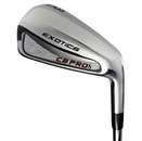 Tour Edge Golf- Exotics CB Pro H Irons Steel