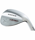 Tour Edge Golf- Exotics CB Pro S Forged Wedge Graphite