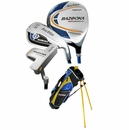 Tour Edge Golf- Geomax Junior Set W/Bag (Ages 3-5)