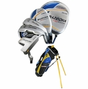 Tour Edge Golf- Geomax Junior Set W/Bag (Ages 5-8)