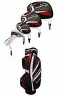 Tour Edge Golf- GT Plus Complete Set With Bag Graph/Steel
