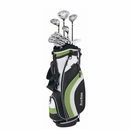 Tour Edge Golf- HP 20 Complete Set With Bag Graphite