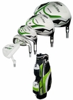 Tour Edge Golf- HP20 Complete Set With Bag Graphite