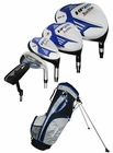 Tour Edge Golf- HP 25 Complete Set With Bag Graph/Steel