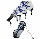 Tour Edge Golf- HP 25 Complete Set With Bag Graphite