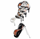 Tour Edge Golf- HP11 Complete Set With Bag Graphite/Steel
