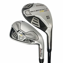 Tour Edge Golf HT Max-D Combo Irons Graph/Steel