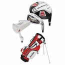 Tour Edge Golf- HT Max-J Junior Boys Set With Bag Ages 3-5