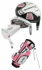 Tour Edge Golf HT Max-J 2x1 Junior Girls Set With Bag Ages 3-5