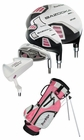 Tour Edge Golf HT Max-J Junior Girls Set With Bag Ages 5-8