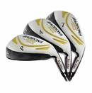 Tour Edge Golf J-Max Gold Hybrid Irons Graphite