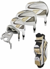 Tour Edge Golf- Ladies Reaction 2 Complete Set With Bag Graphite