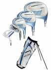 Tour Edge Golf- Ladies Tour Zone Complete Set With Bag