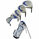 Tour Edge Golf- Lady Edge Complete Set With Bag