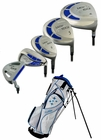 Tour Edge Golf - Lady Edge Complete 7-Piece Set With Bag