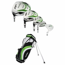 Tour Edge Golf- LH HP20 Complete Set With Bag Graph/Steel (Left Handed)
