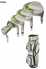 Tour Edge Golf- LH Lady Edge Complete Set With Bag (Left Handed)