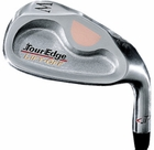 Tour Edge Golf- LH Lift Off Tungsten Wedge (Left Handed)