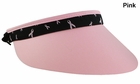 Town Talk- Ladies Breast Cancer Awareness Golf Visor