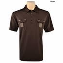 Travis Mathew Golf- Double Down Polo Shirt