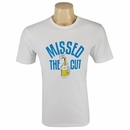 Travis Mathew Golf Missed The Cut T-Shirt