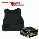 Ulitmately Fit- 45lb Micro Adjustable Weighted Vest