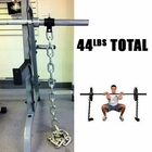 Ultimately Fit- Weight Lifting Chain 44lbs (Pair)